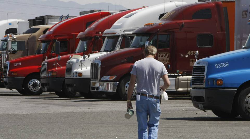 Autonomous vehicles could upend the trucking industry.