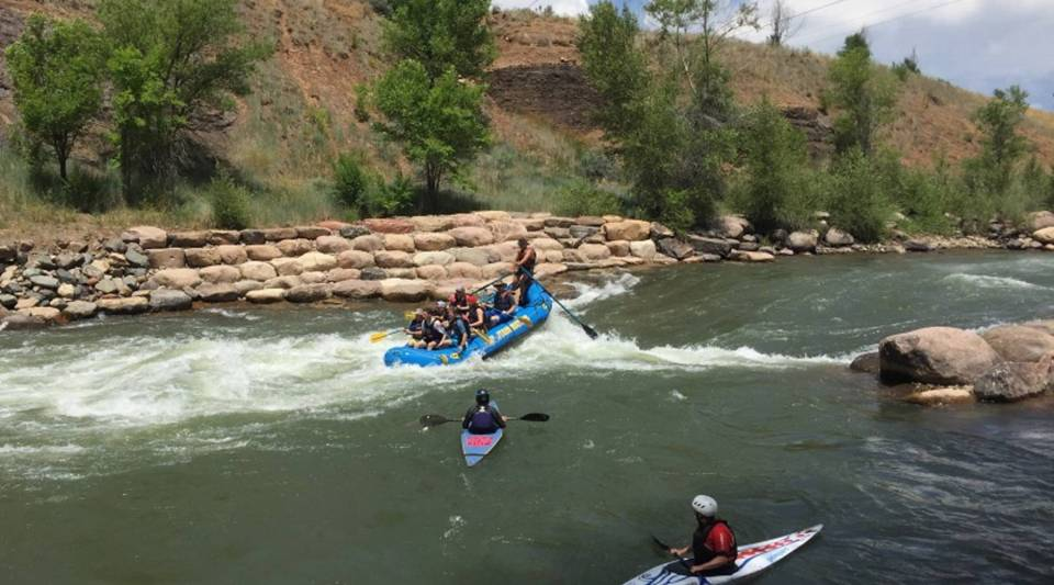 The 2016 rafting season has been strong in Durango, Colo. Flash back one year ago though and this riverfront looked different. Companies were forced to cancel trips for eight days after an EPA-triggered spill of mining waste into the Animas River.