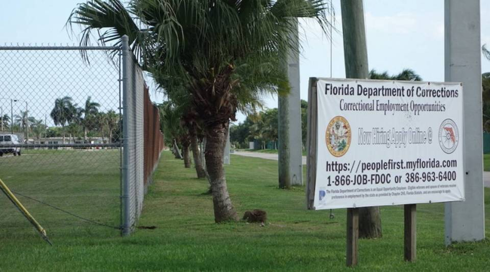 The turnover rate among corrections officers in Florida was 22 percent last year. The department has said it plans to hire 4,000 officers in the coming year, to fill current vacancies and to prepare for future ones.