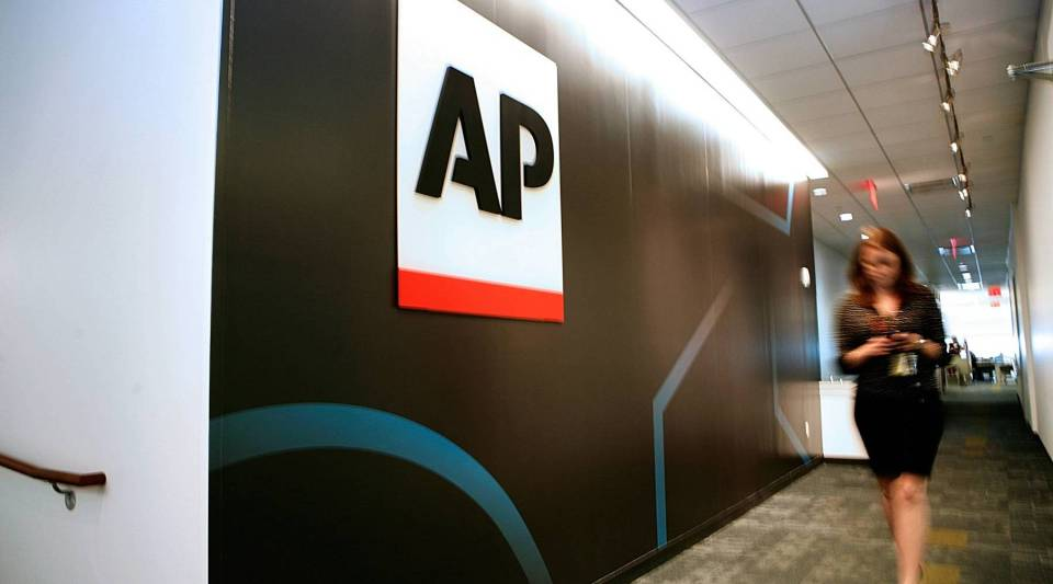 The Associated Press is unveiling its new index on Monday.