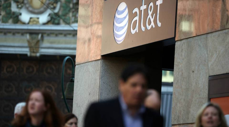 "AT&T says that the 911 call-related claims about the company are ""baseless."""