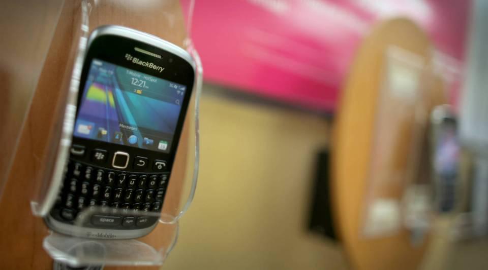 So long, Blackberry!