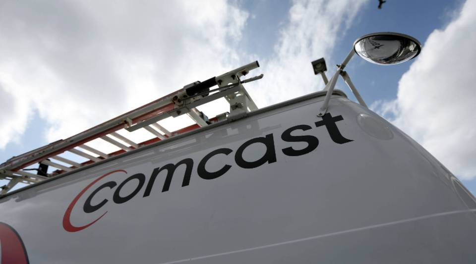 Comcast's move into wireless will help it compete with other companies like AT&T and Verizon.