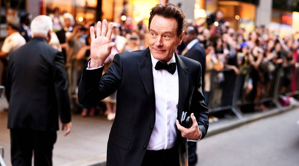 Bryan Cranston attends The 22nd Annual Screen Actors Guild Awards at The Shrine Auditorium on January 30, 2016 in Los Angeles, California.