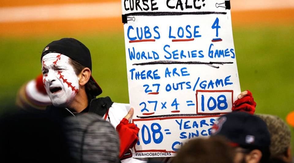 In this edition of long and short, not everyone is psyched about the Cubs' potential victory.
