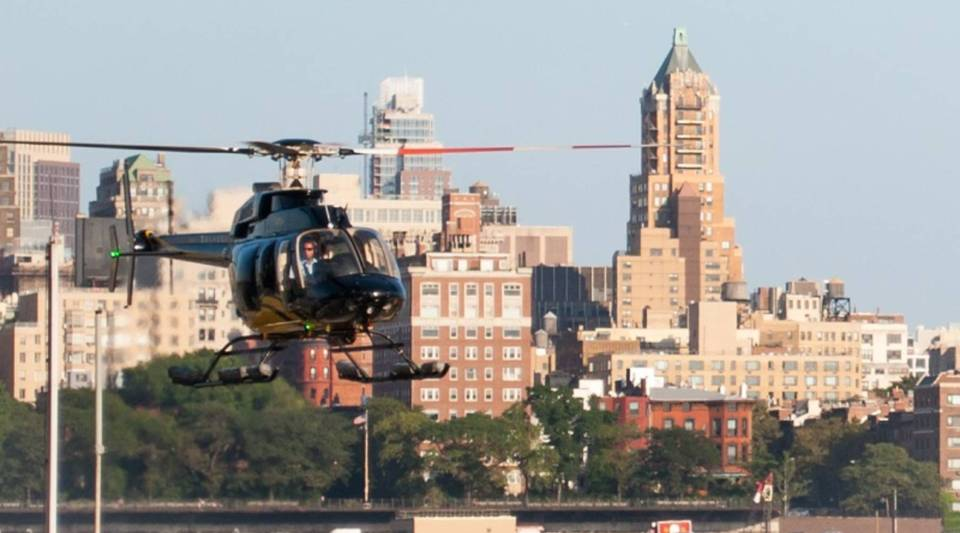 According to the New York City Economic Development Corp., there were nearly 60,000 helicopter tours in Manhattan in 2015. Now, that number is getting cut in half.