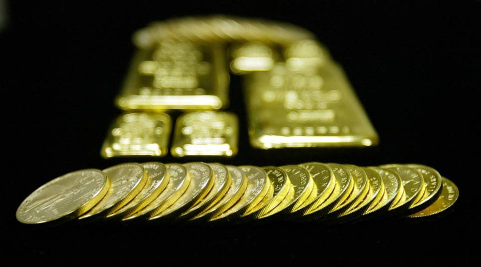 Central banks are going on a gold-purchasing spree.