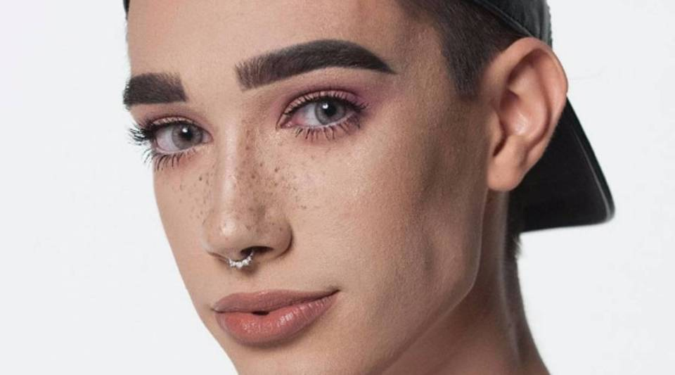 James Charles, a 17 year old makeup artist, is the new CoverGirl.