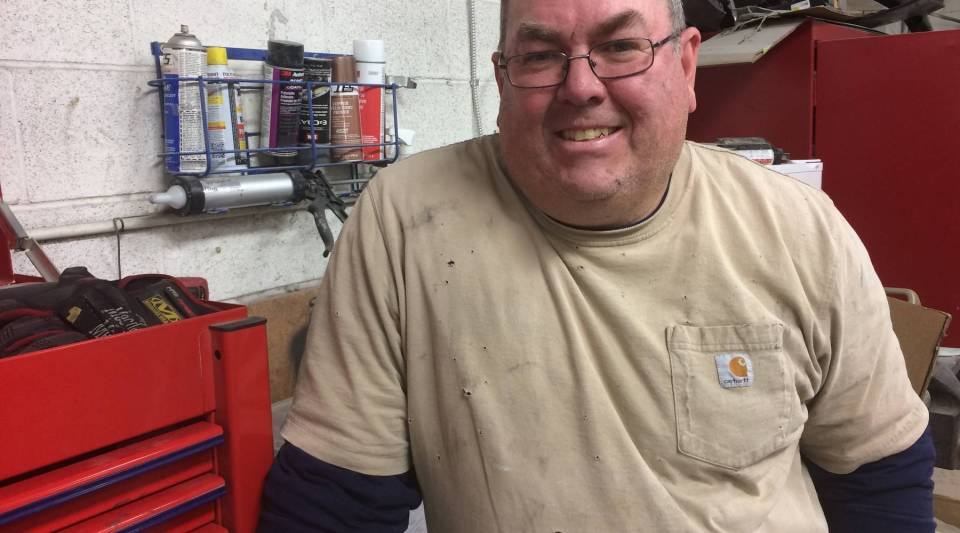 Mark Pearson has worked two jobs for the last 22 years. The Alabama resident supported Donald Trump in the election, in hopes he will ease the pinch small business owners feel and make health care less expensive.