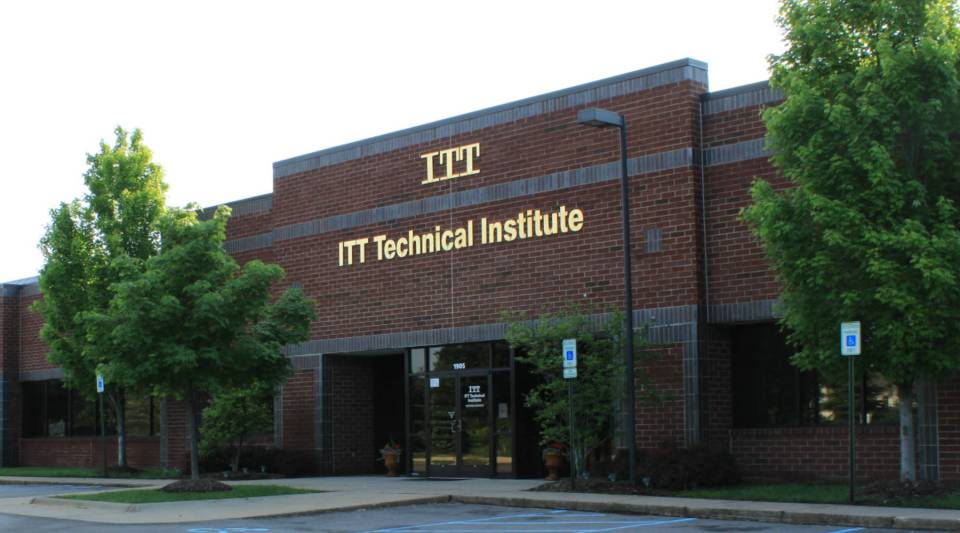 The properties ITT owns are located in various states, including California, Illinois and New York.