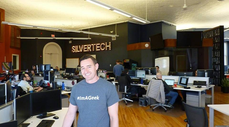 Derek Barka is senior director of technology at SilverTech, a digital marketing firm based in Manchester, New Hampshire.