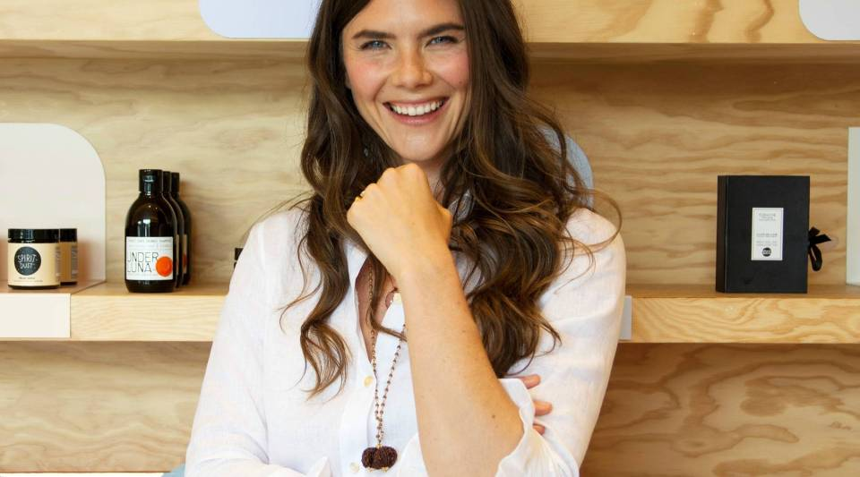 Amanda Chantal Bacon is the creator of Moon Juice.