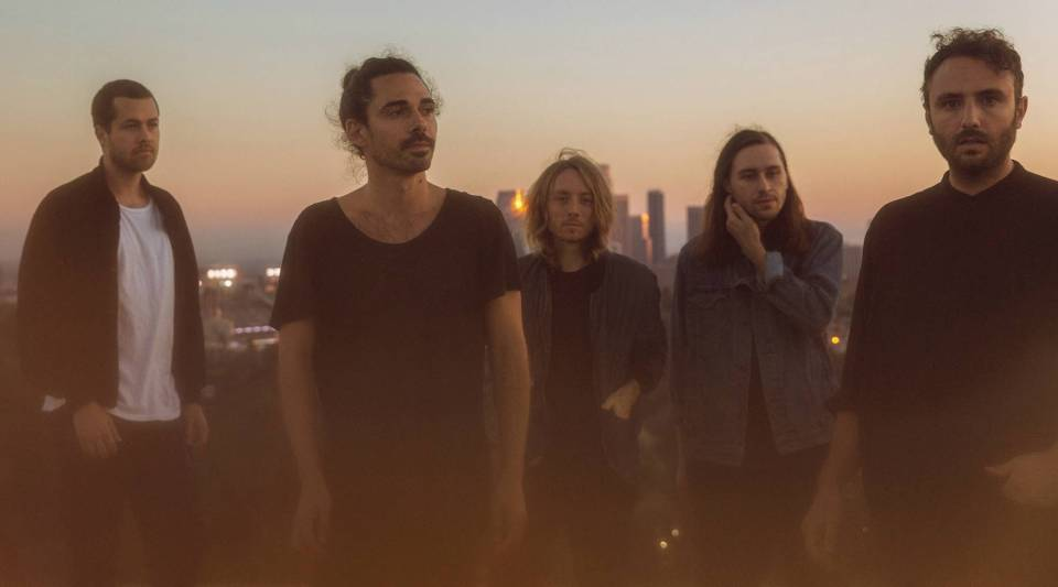 Taylor Rice and Kelcey Ayer from the band Local Natives take the Quiz.