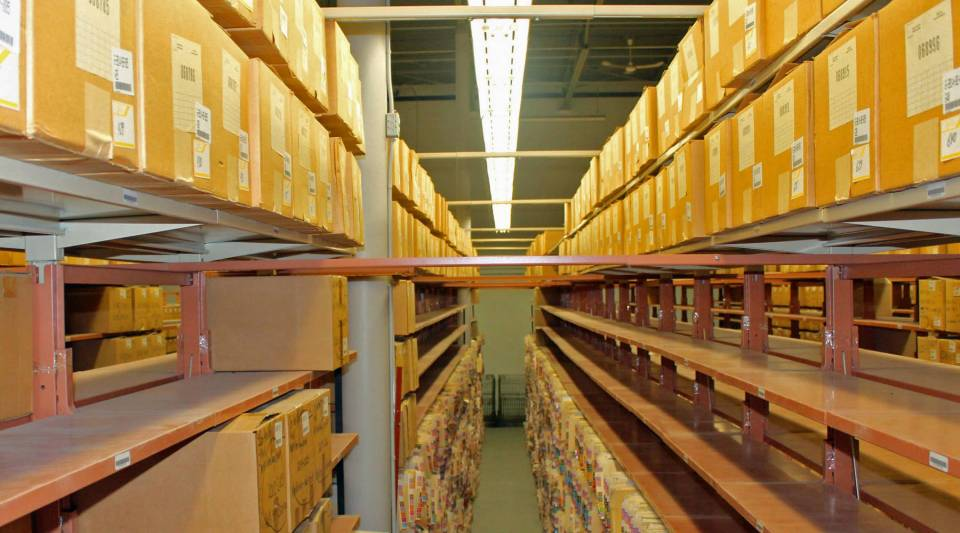 Around 1,800 boxes of data from a 1970s basic income experiment can be found at Library and Archives Canada in Winnipeg.
