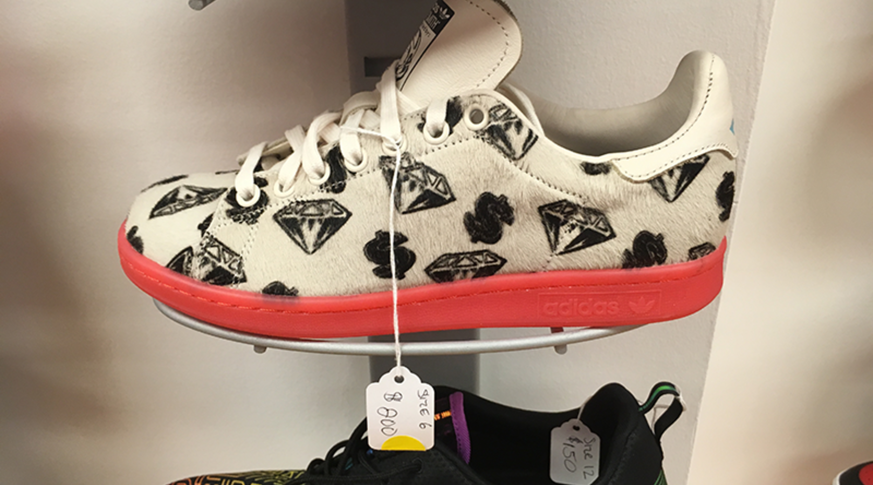 resale market for sneakers is red hot