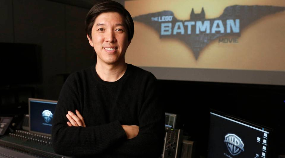 "Dan Lin, producer of ""The Lego Batman Movie,"""