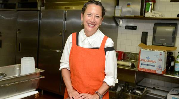 Chef Nancy Silverton On Netflix Pizza Dough And Becoming A