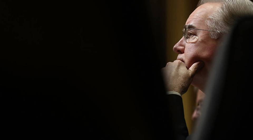 Tom Price was confirmed as Health and Human Services Secretary today. He is a staunch opponent of the Affordable Care Act.