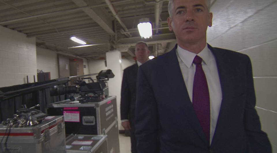 "The documentary film ""Betting on Zero"" chronicles investor Bill Ackman's billion-dollar bet against the nutrition and weight management company Herbalife."