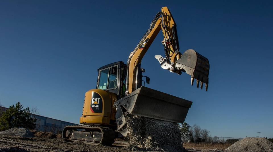 Heavy-equipment manufacturer Caterpillar got a surprise when federal agents came to dig for files, data and computer equipment on March 2.