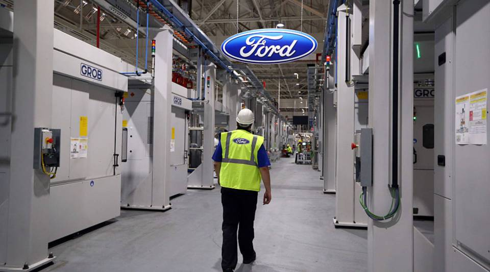 """""""We have to make decisions for decades,"""" says Joe Hinrichs, Ford's executive vice president of the Americas. """"So we don't get the luxury of making decisions that are four years in nature."""""""