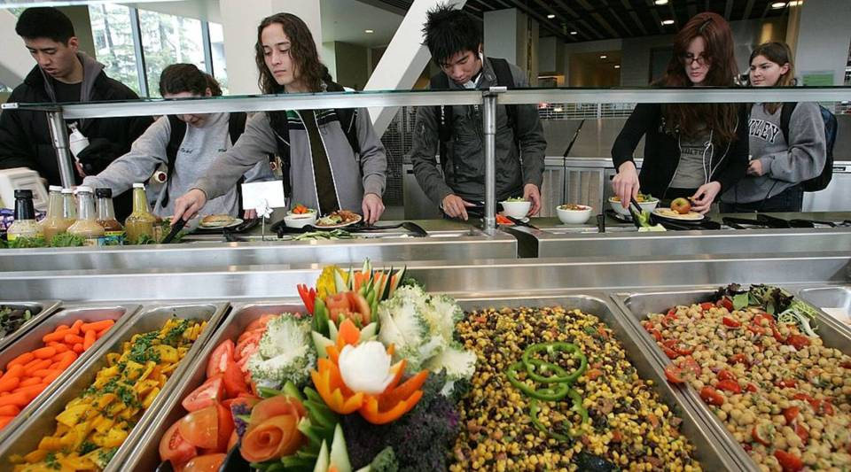 "The study finds two in three community college students are ""food insecure,"" meaning they don't have reliable access to enough food."