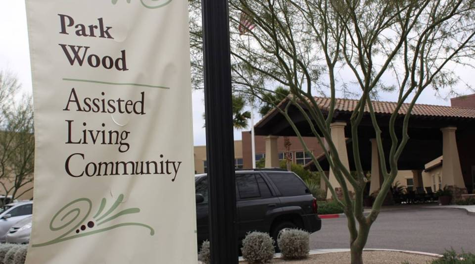Lyft and other ride-sharing companies are testing out partnerships with assisted living communities around the Phoenix area, like Park Wood Assisted Living.