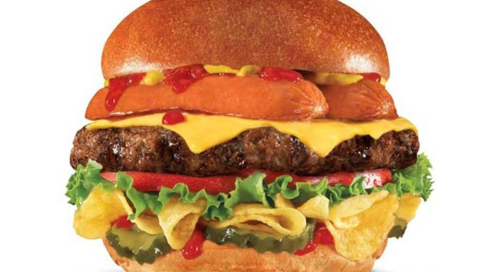 Is this a Carl's Jr. burger or a Hardee's burger? Or both?