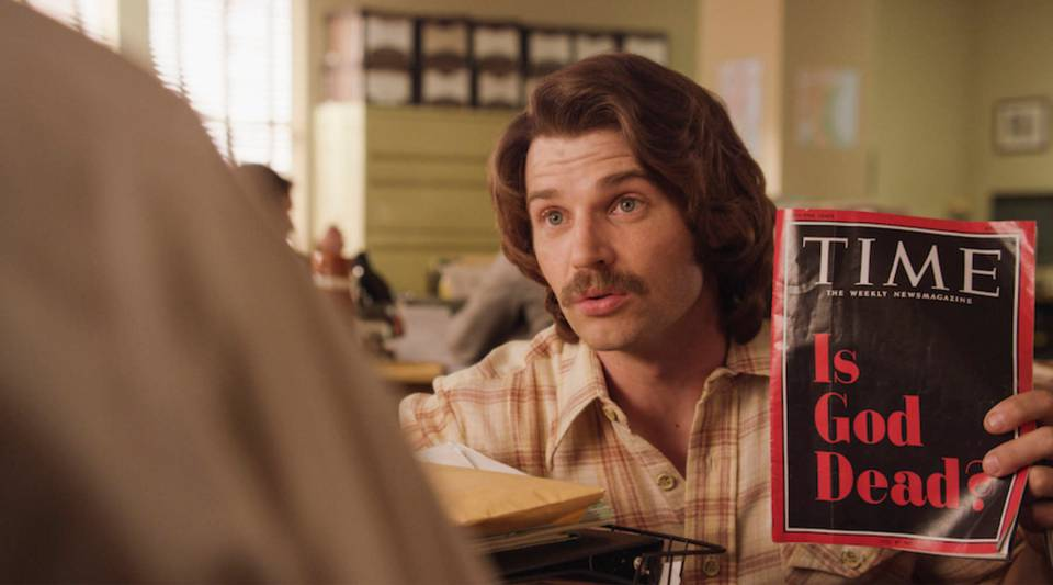 """Actor Mike Vogel in """"The Case for Christ."""""""