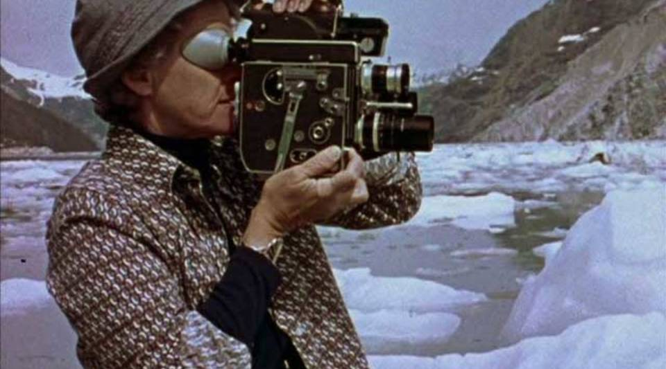 """Kirks' Camera,"" 1976, opening sequence."