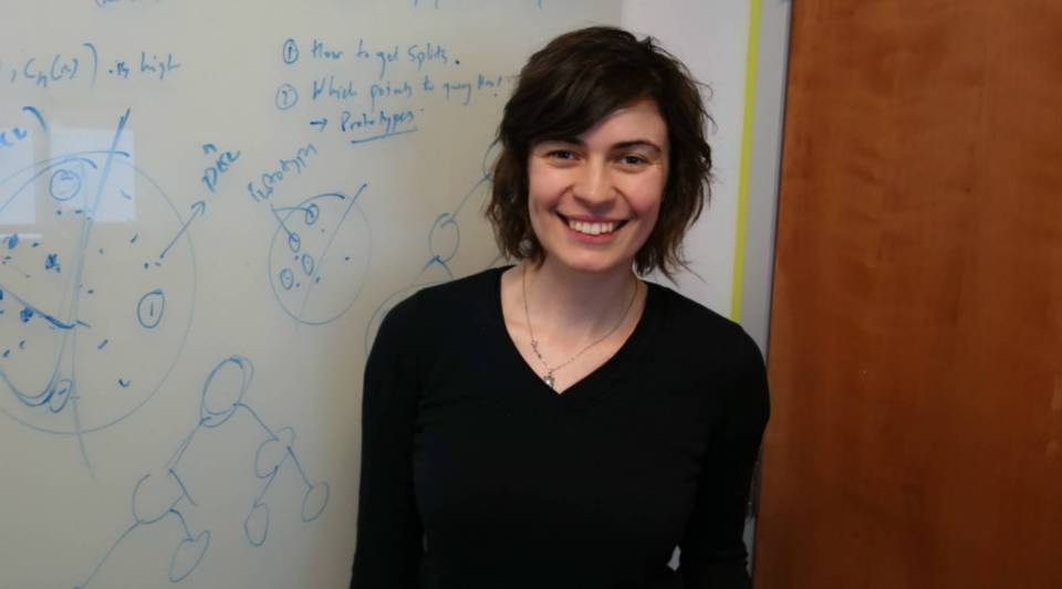 Anca Dragan researches the interaction between humans and robots at UC Berkeley.