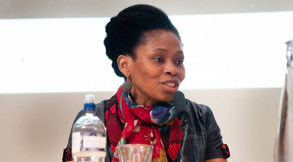 """""""I wanted a brand that was very confident, that still incorporate the colors of Africa on one level, but also branding that suggests a certain cosmopolitanism,"""" said Bibi Bakare-Yusuf, co-founder of Cassava Republic."""