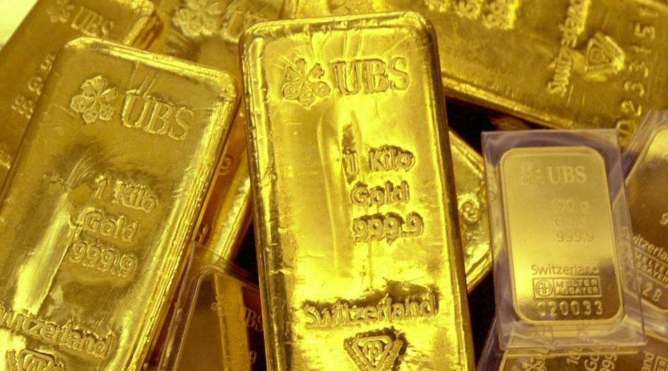Gold bars are sold in different weights. Some come in blister packs.