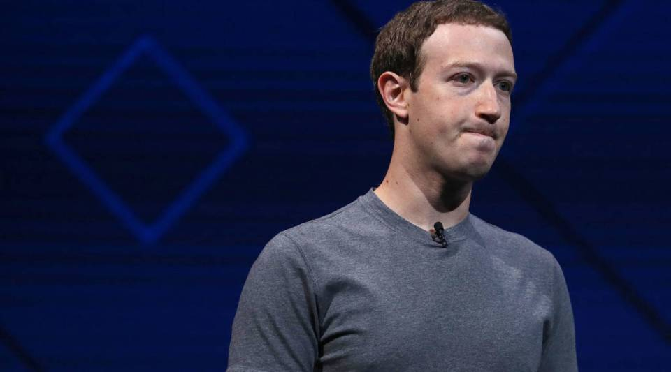 Facebook has admitted to problems with ad metrics for the 10th time since September. Above, Facebook CEO Mark Zuckerberg.