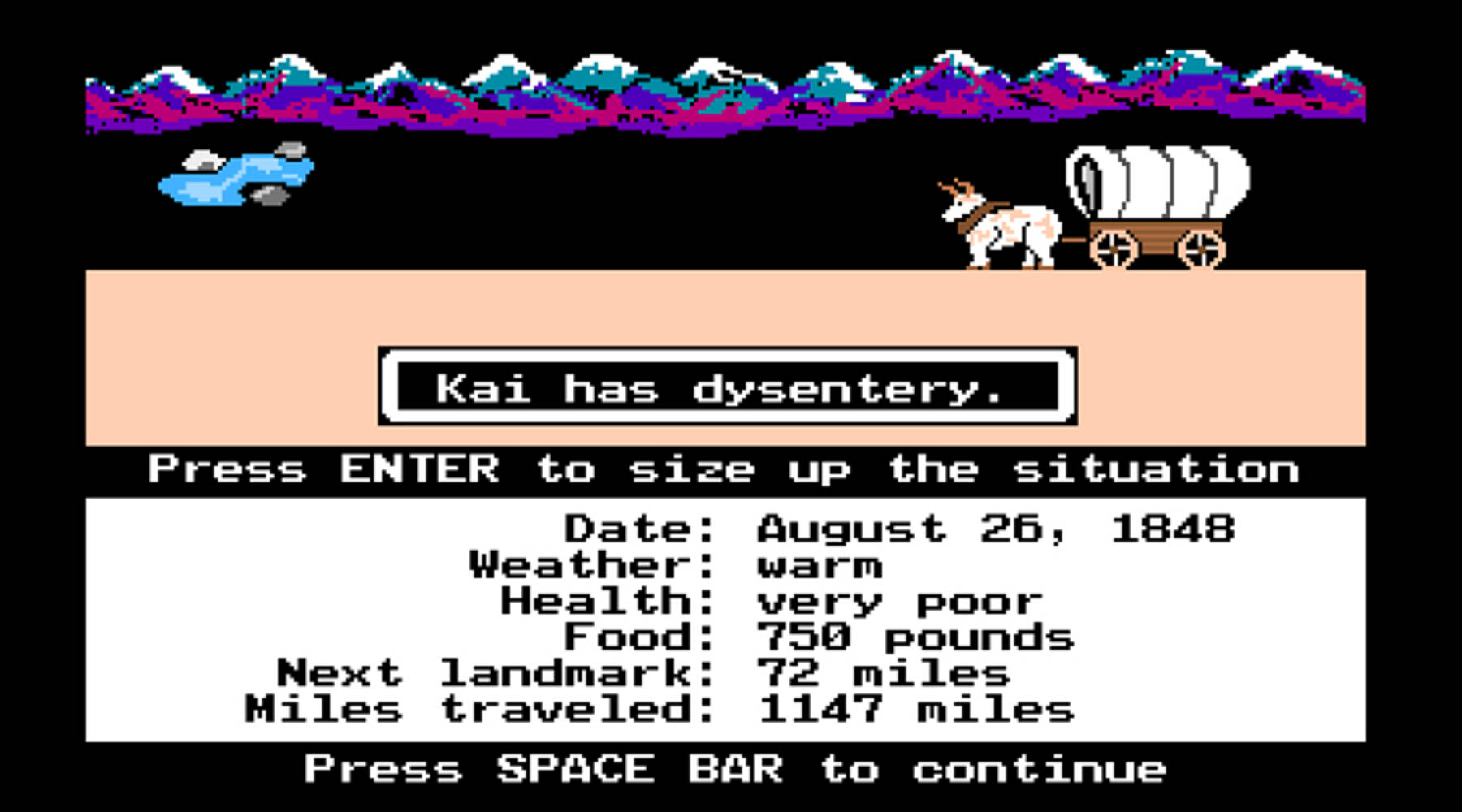 What did Oregon Trail teach us? - Marketplace