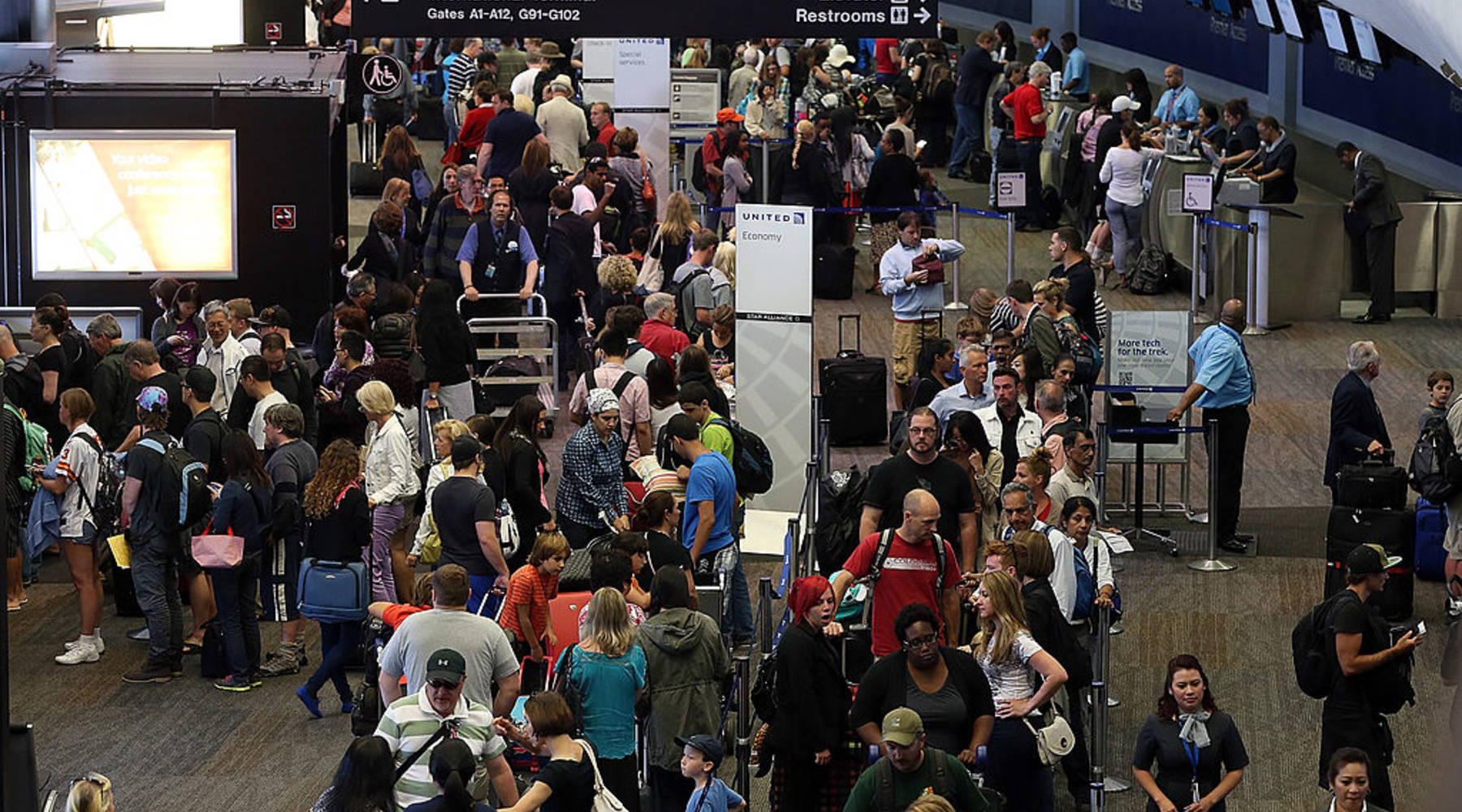 Biometric screening is coming to the airport of the future - Marketplace