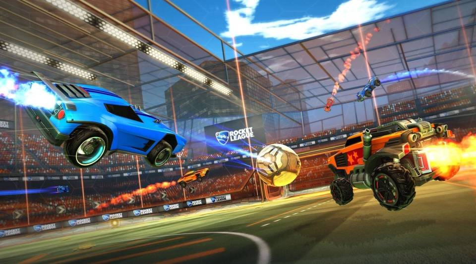 For its first esport tournament, NBC has chosen Rocket League— a video game where cars instead of people play soccer.
