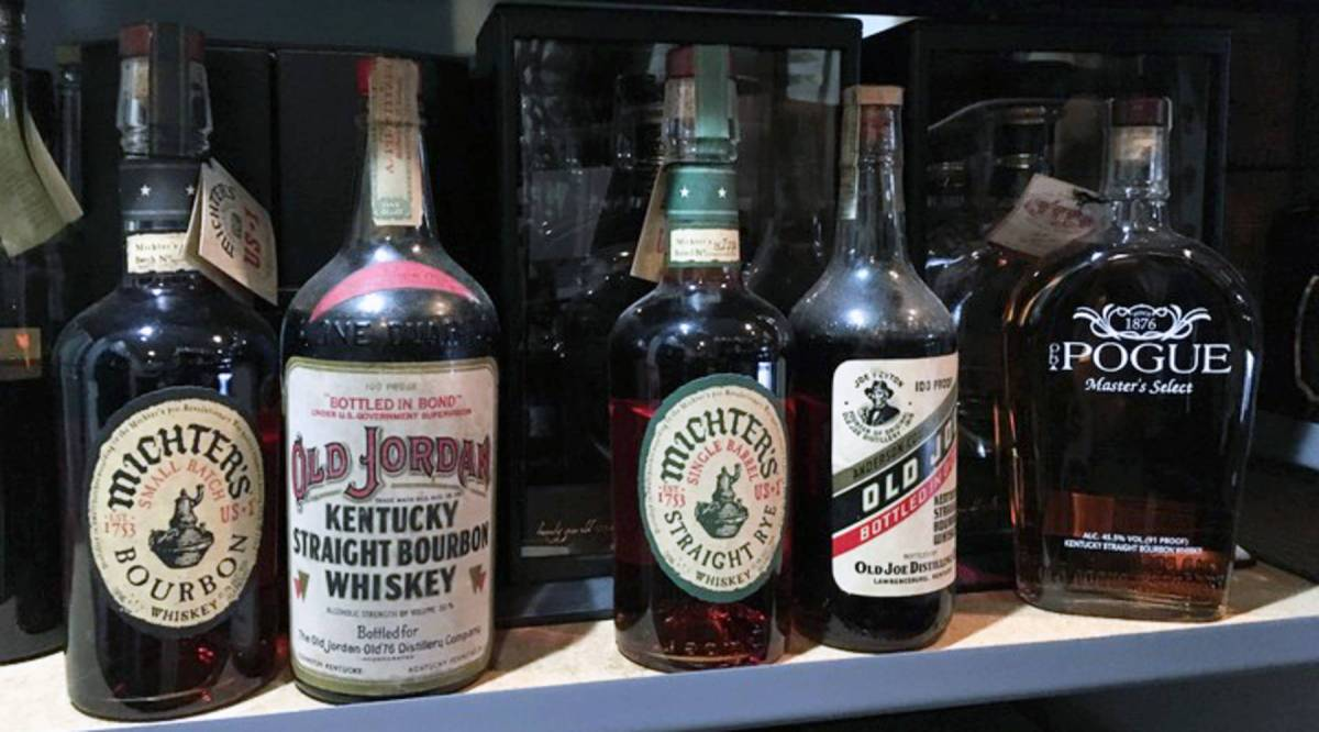 Inside The Booming Black Market For Bourbon Marketplace
