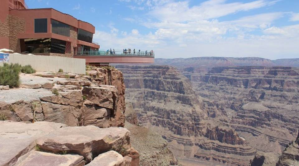 More than 5 million people have visited Skywalk since it opened 10 years ago on the Hualapai Reservation.
