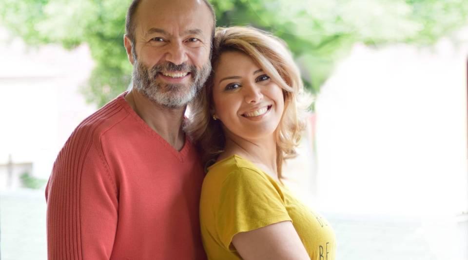 Syrian couple Jay Abdo and Fadia Afashe.