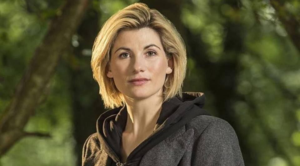 """Jodie Whittaker has been announced as """"Doctor Who's"""" 13th Time Lord — the first woman to get the role."""