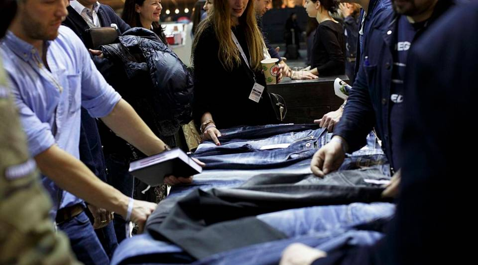 """Comfort is a key attribute that consumers are looking for in their denim jeans,"" said Kara Nicholas, vice president of product design and marketing at Cone Denim."