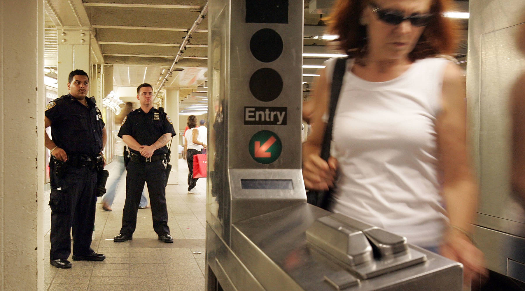 New York won't arrest you for stealing a subway ride anymore