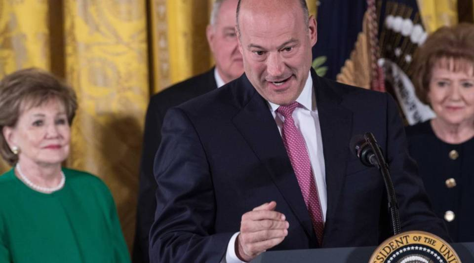 Gary Cohn, chief economic adviser to President Donald Trump, is a potential replacement for Federal Reserve Chair Janet Yellen.