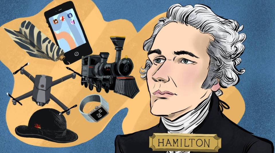 The protectionist tendencies in today's political climate actually have roots reaching back to Alexander Hamilton.