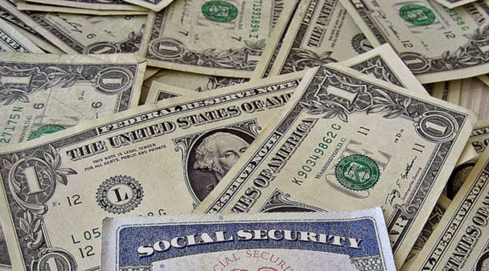 Accessing your money is easy once someone else has your social security number.