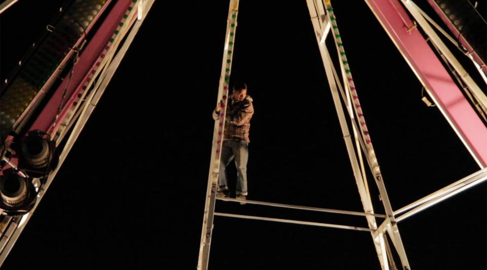 """""""Farewell Ferris Wheel"""" follows a group of migrant workers from Mexico who come to the U.S. on H-2B visas to work."""