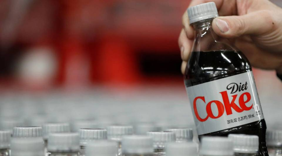 By the end of 1983, Diet Coke was the top diet drink in the country.