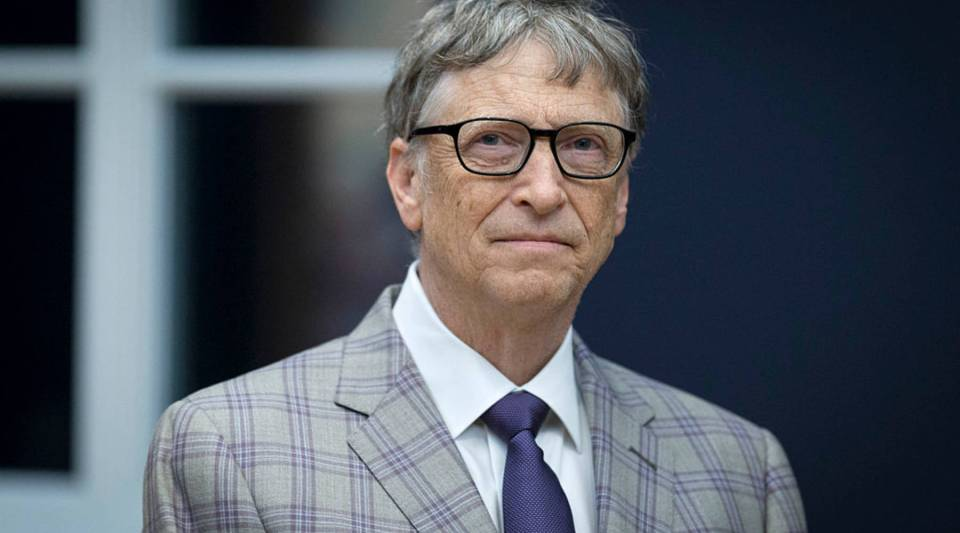 Bill Gates is trying to help find a cure for Alzheimer's disease.