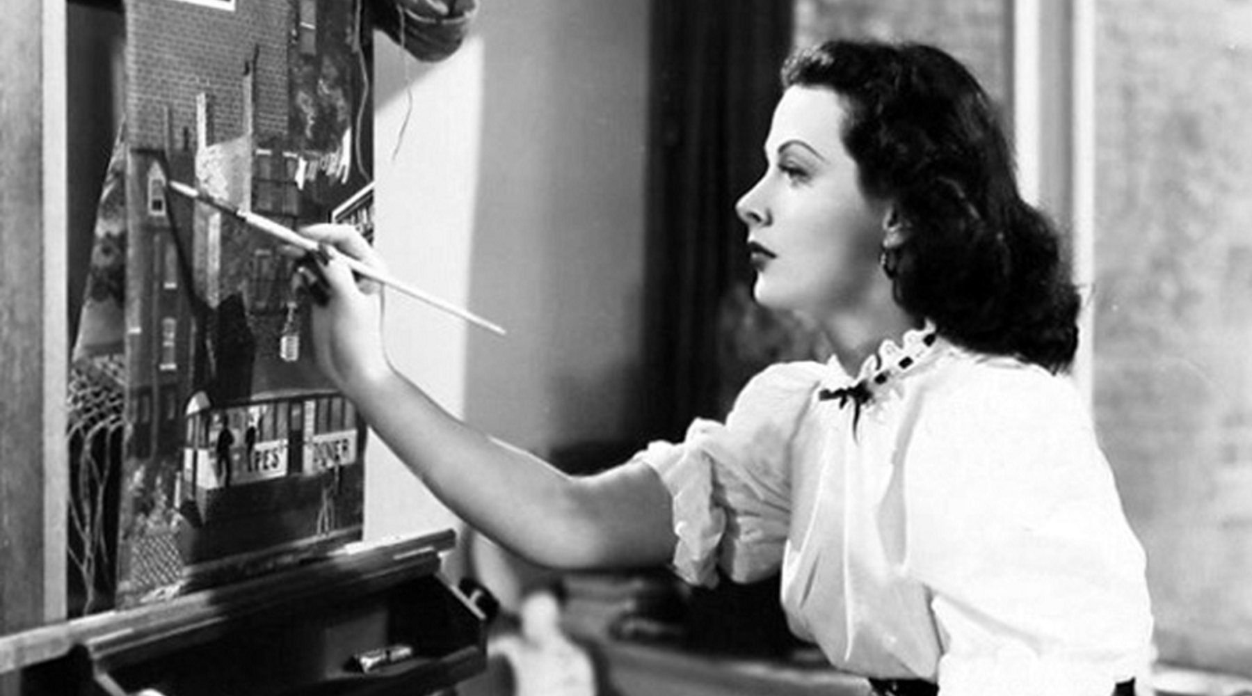 The story of Hedy Lamarr, the Hollywood beauty whose